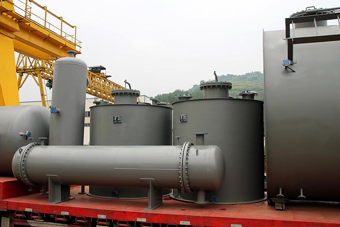 溶剂油冷却器